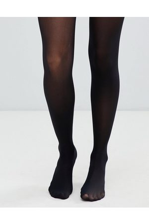 ASOS DESIGN Women Stockings - 40 denier recycled blend tights with bum tum thigh support in