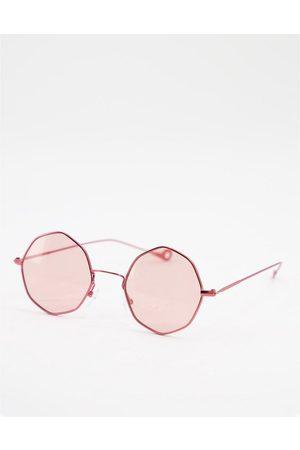AJ Morgan Women Sunglasses - Hexagonal lens sunglasses