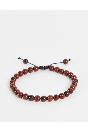Bolongaro Stone beaded bracelet