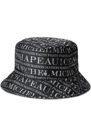 Le Mont St Michel Women Hats - Logo print bucket hat