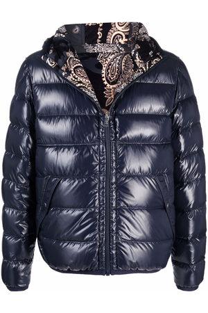 Moncler Freville reversible padded jacket