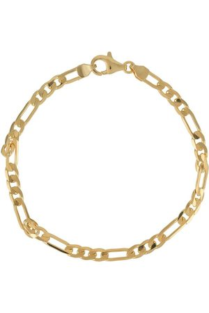 Nialaya Men Bracelets - Figaro chain bracelet