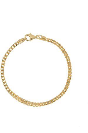 Nialaya Jewelry Men Bracelets - Square chain bracelet