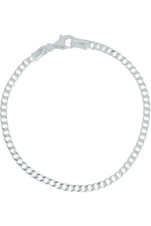 Nialaya Men Bracelets - Square chain bracelet