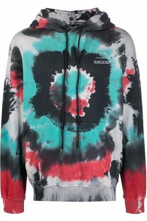 MAUNA KEA Tie-dye print hoodie