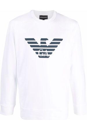 Emporio Armani Logo-printed sweatshirt