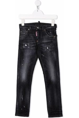 Dsquared2 Boys Slim - Slim-cut denim jeans