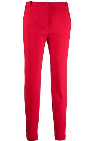 Pinko Women Skinny Pants - Cropped slim-fit trousers