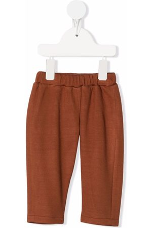 Emilio Pucci Chinos - Pocket-detail elasticated trousers