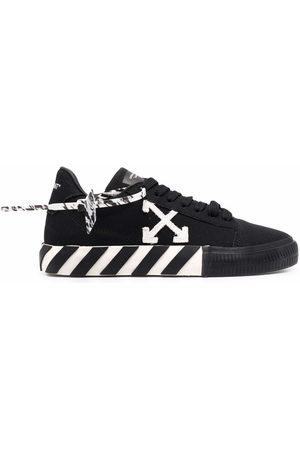 OFF-WHITE Women Sneakers - Vulcanized low-top sneakers