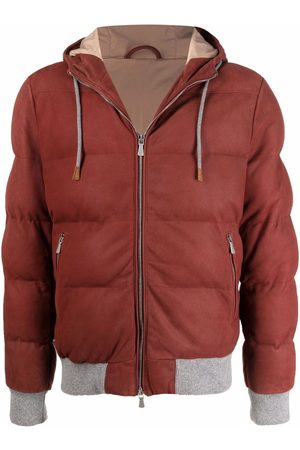 ELEVENTY Coulisse hooded puffer jacket