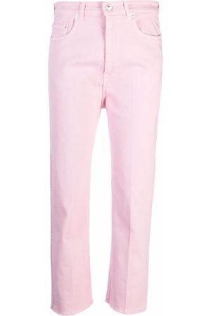 Nº21 Women Straight - Cropped straight-leg jeans