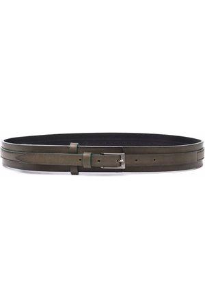 ELEVENTY Buckle-detail belt