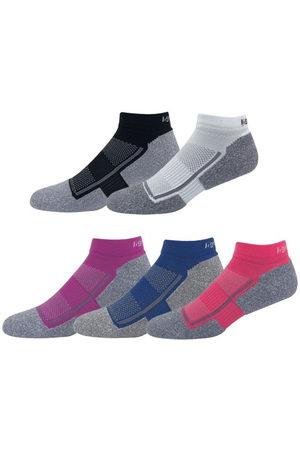 Lightfeet Sports Underwear - Lightweight Mini Crew Running Socks - 1 Pack