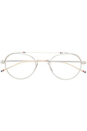 Thom Browne Round frame glasses