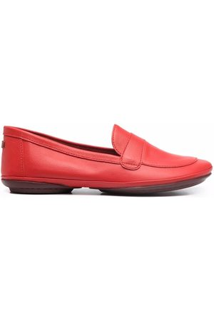 Camper Women Loafers - Right Nina leather loafers