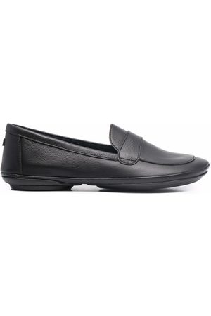 Camper Right Nina leather loafers