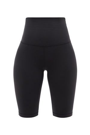 "Lululemon Women Sports Shorts - Align High-rise 10"" Cycling Shorts - Womens"