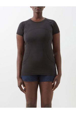 Lululemon Women T-shirts - Swiftly 2.0 Technical-jersey T-shirt - Womens