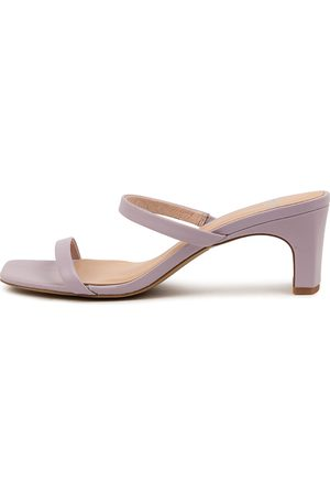 Mollini Hailed Mo Lilac Sandals Womens Shoes Dress Heeled Sandals