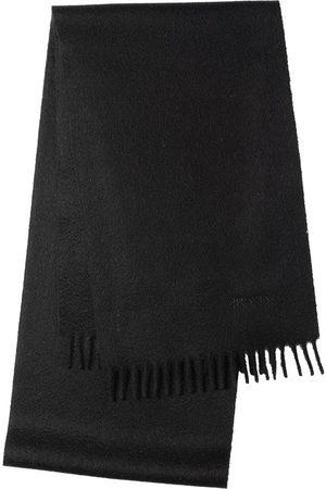 Prada Men Scarves - Fringed scarf