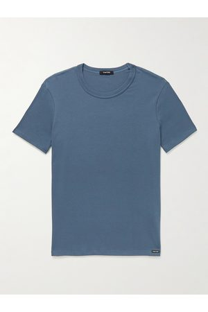 Tom Ford Stretch Cotton-Jersey T-Shirt