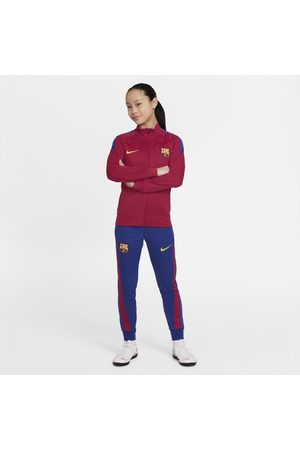 Nike Tracksuits - F.C. Barcelona Academy Pro Older Kids' Dri-FIT Football Tracksuit
