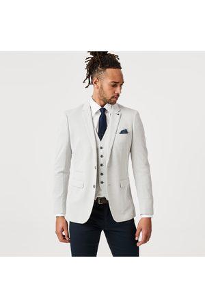 Politix Mens Blazers, Size Small Neutral Coloured Daron Blazer