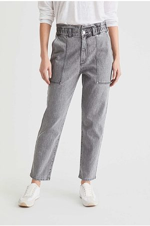 WITCHERY Paperbag Jean