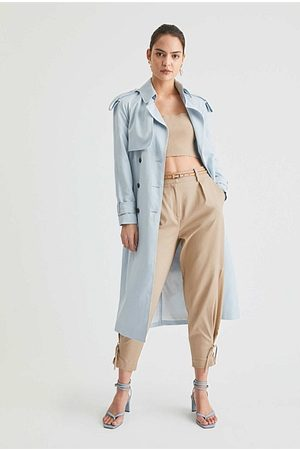 WITCHERY Cuff Detail Pant