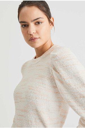 WITCHERY Women Sweaters - Fleck Long Sleeve Knit