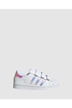 adidas Superstar Foundation Self Fastening Pre School - Sneakers ( / Hologram) Superstar Foundation Self-Fastening Pre-School