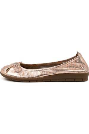 SUPERSOFT Flex3 Su Rose Lines Gum Sole Shoes Womens Shoes Casual Flat Shoes