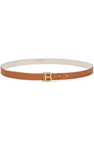 Balmain Belts - B Leather Belt