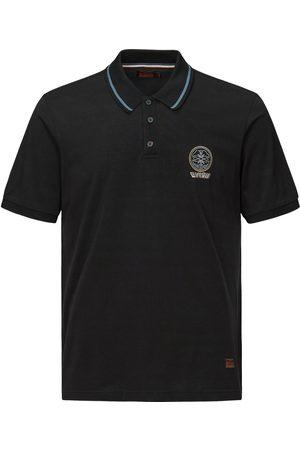 Evisu Men Polo Shirts - Kamon Embroidered Polo Shirt