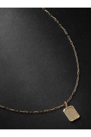 SHAY Men Necklaces - Diamond Pendant Necklace