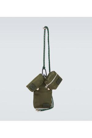 SACAI Multi-pouch nylon bags