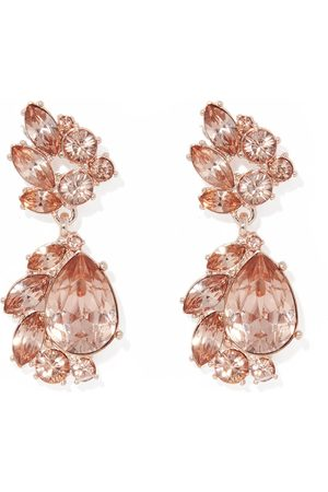 Forever New Arna Cluster and Tear Drop Earrings
