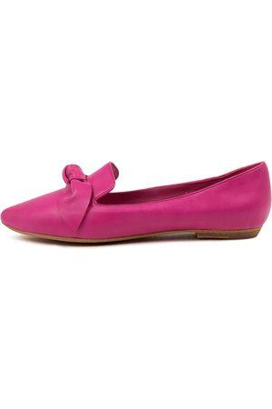 I LOVE BILLY Women Casual Shoes - Bowen Fuchsia Shoes Womens Shoes Casual Flat Shoes