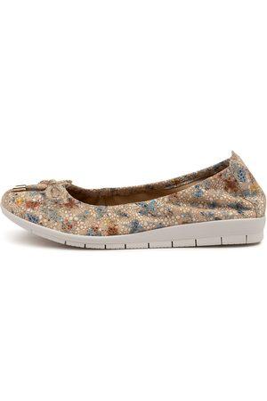 SUPERSOFT Flex3 Su Blush Mosiac Sole Shoes Womens Shoes Casual Flat Shoes