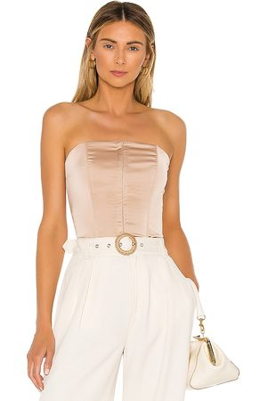 superdown Cailyn Corset Top in .