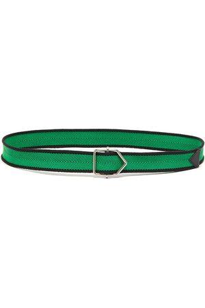 Bottega Veneta Men Belts - Cintura' Chevron Belt