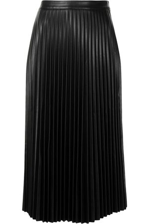 PROENZA SCHOULER WHITE LABEL High-waisted pleated skirt