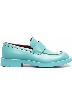 Camper Lab Women Loafers - 1978 chunky leather loafers