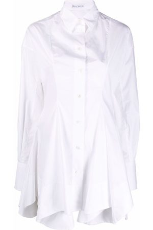 J.W.Anderson FITTED WAIST FLARED TUNIC