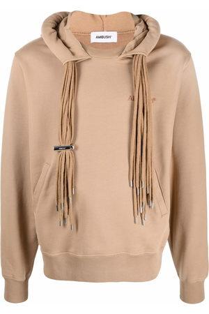 AMBUSH Men Hoodies - Multi-cord long-sleeve hoodie