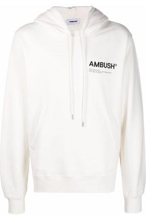 AMBUSH FLEECE WORKSHOP HOODIE TOFU BLACK
