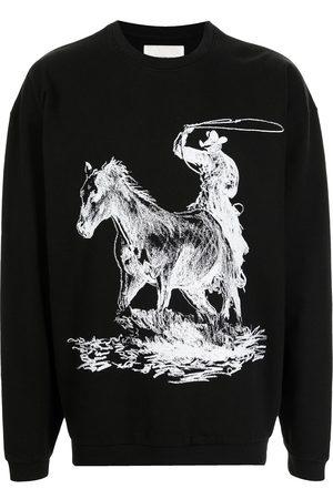 NEIGHBORHOOD Graphic-print sweatshirt