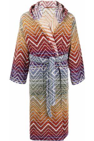 Missoni Zig-zag pattern robe