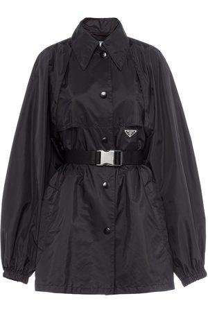 Prada Re-Nylon safari jacket